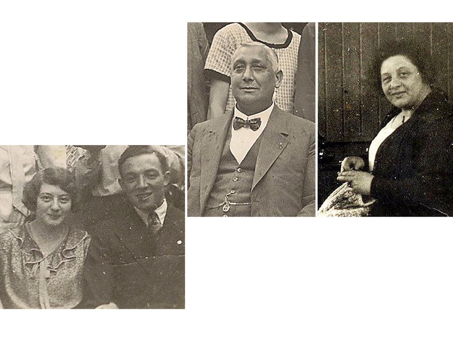 Familie Isenberg aus Halle Westfalen