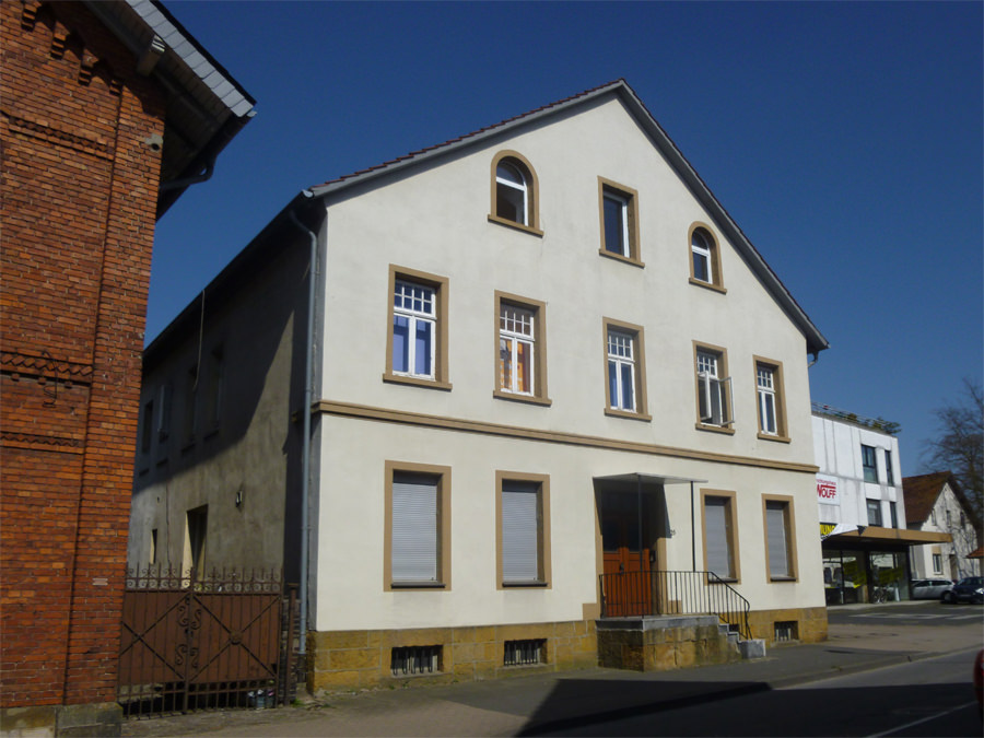 Haus Lange Straße 25 in Halle/Westfalen