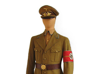 Uniform NSDAP-Zellenleiter