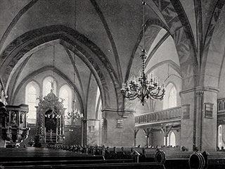 St. Johanniskirche – innen