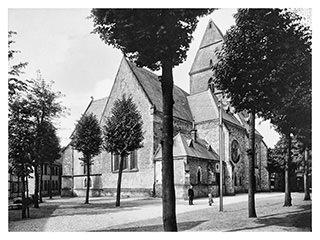 St. Johanniskirche – außen