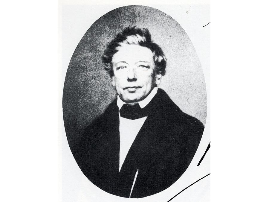 Sonderausstellung Haller Persönlichkeiten, Ferdinand Brune