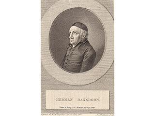 Hermann und Clamor Friedrich Hagedorn