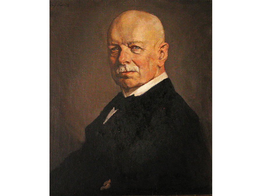Sonderausstellung Haller Persönlichkeiten, Eduard Kisker II