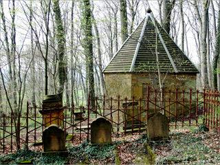 Waldbegräbnisse