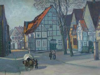 Lindenplatz und obere Bahnhofstraße