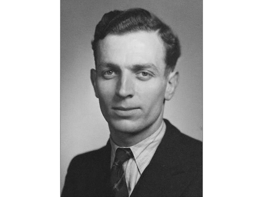 Georges Daout französischer Kriegsgefangener Halle/Westfalen (über Lager Hemer)