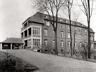 Ludwig Winnebrock und seine Eltern