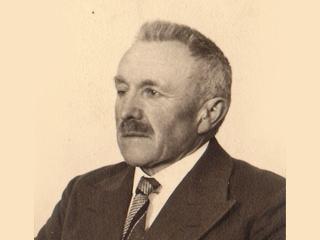 Bürgermeister Wilhelm Ellerbrake aus Eggerberg bei Halle/Westfalen