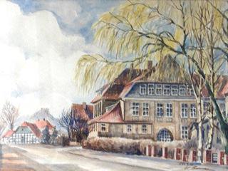 Volksschule von 1912
