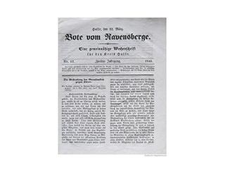 Der Bote vom Ravensberge