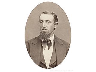 Auswanderer H.F. Dangberg