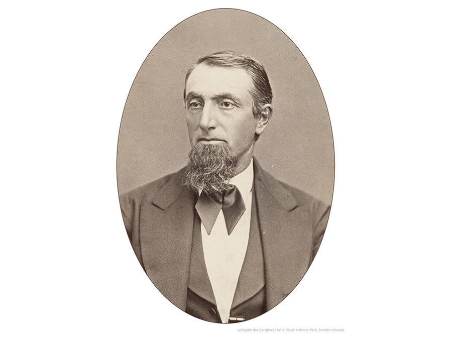 Sonderausstellung Haller Persönlichkeiten, Heinrich Friedrich Dangberg