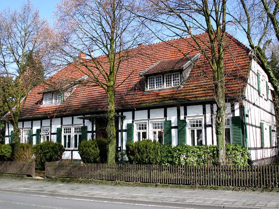 Sonderausstellung Haller Persönlichkeiten, Wilmanns Haus