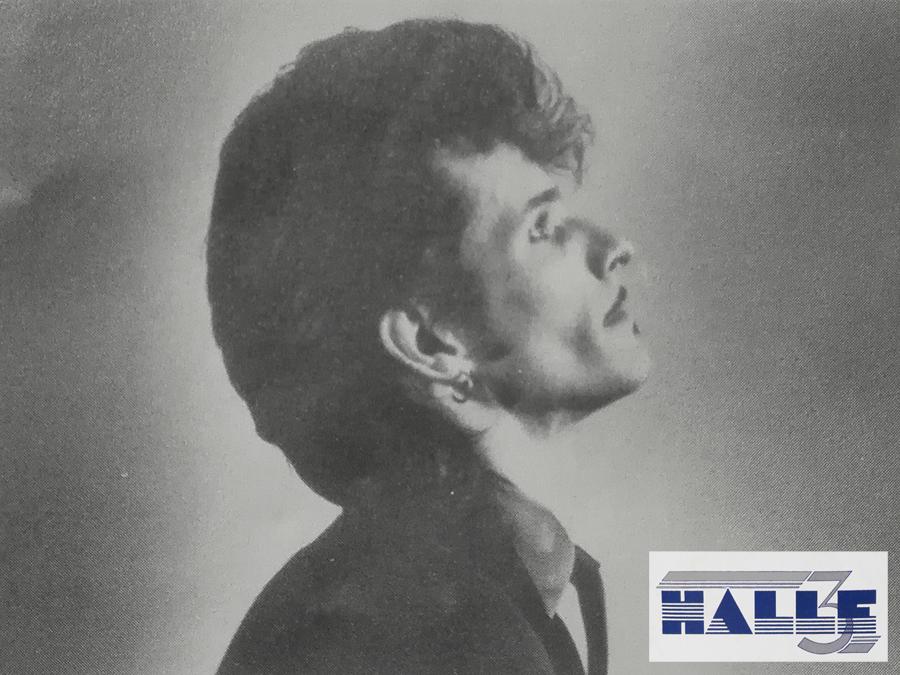 Foto Konzertankündigung Schaumburger Szenemagazin um 1985.