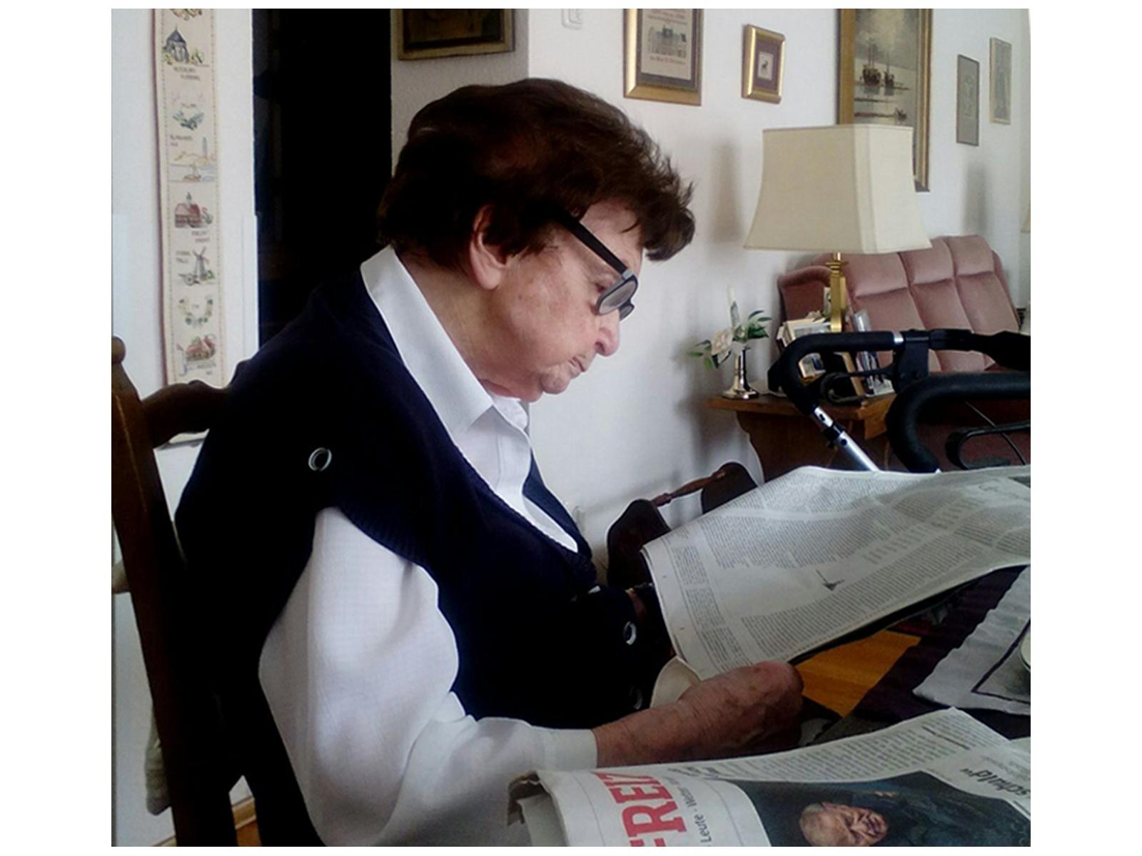 Die Radiologin Dr. med Margret Albring.