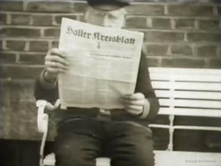 """Film """"Haller Kreisblatt 1932"""""""